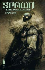 Spawn: The Dark Ages #12 VF/NM; Image | save on shipping - details inside
