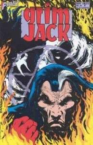 Grimjack #34, NM- (Stock photo)