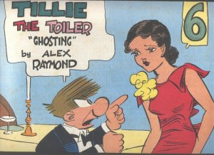 Tillie the Toiler de Russ Westover y Alex Raymond album 6
