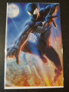 SYMBIOTE SPIDER-MAN #2 VIRGIN BATTLE LINES VARIANT