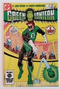 Green Lantern #181 (Oct, 1984) NM 9.4 DC, Hal Jordan retires as Green Lantern