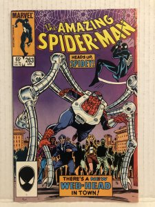 The Amazing Spider-Man #263 (1985)  Combined Shipping on unlimited items!