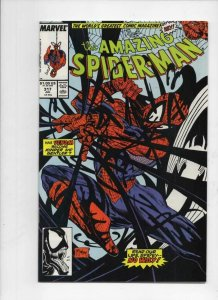 Amazing SPIDER-MAN #317, VF/NM, Venom, Todd McFarlane, 1963 1989