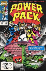 Power Pack #60 FN; Marvel | save on shipping - details inside
