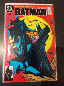 Batman #423 Todd McFarlane Cover Art!! Beautiful VF-NM Condition! HIGH GRADE!