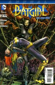 Batgirl (4th Series) Annual #2 VF/NM; DC | save on shipping - details inside
