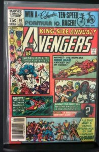 The Avengers Annual #10 (1981)