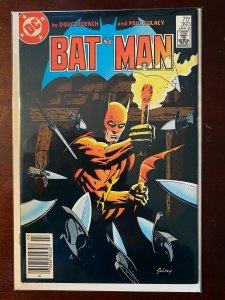 Batman #393 (1986)  FN/VF 7.0
