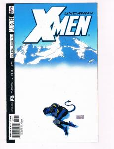 Uncanny X-Men # 407 Marvel Comic Books Hi-Res Scans Modern Age Awesome Issue! S4