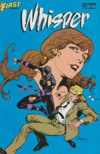 Whisper (Vol. 2) #2 VF/NM; First | save on shipping - details inside