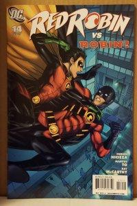Red Robin #14 (2010)