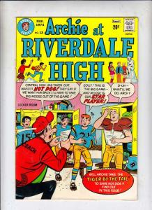 Archie At Riverdale High #13 (Feb-74) VG- Affordable-Grade Archie