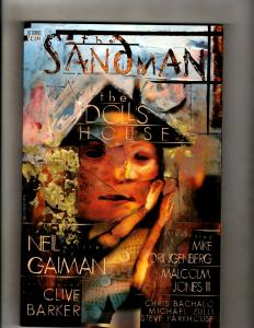 The Sandman: Doll's House DC Comics Vertigo TPB Graphic Novel Comic Book CE4