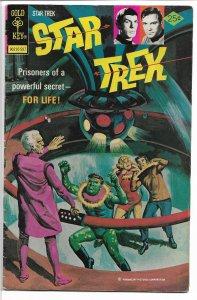 Star Trek #31 (1975) VG-FN