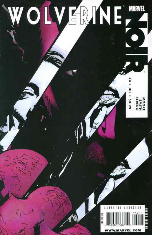 Wolverine Noir #4 FN; Marvel   save on shipping - details inside