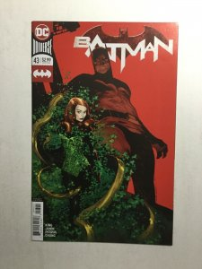 Batman 43 Variant Nm Near Mint DC Comics