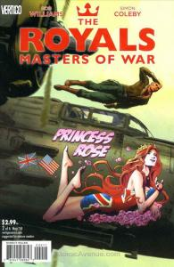 Royals, The: Masters of War #2 VF/NM; DC/Vertigo   save on shipping - details in