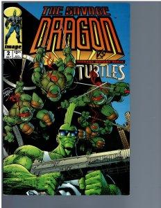 Savage Dragon #2 (1993)