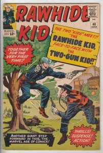 Rawhide Kid #40 (Jun-64) VF High-Grade Rawhide Kid