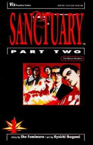 Sanctuary Part 2 #1 VF/NM; Viz | save on shipping - details inside