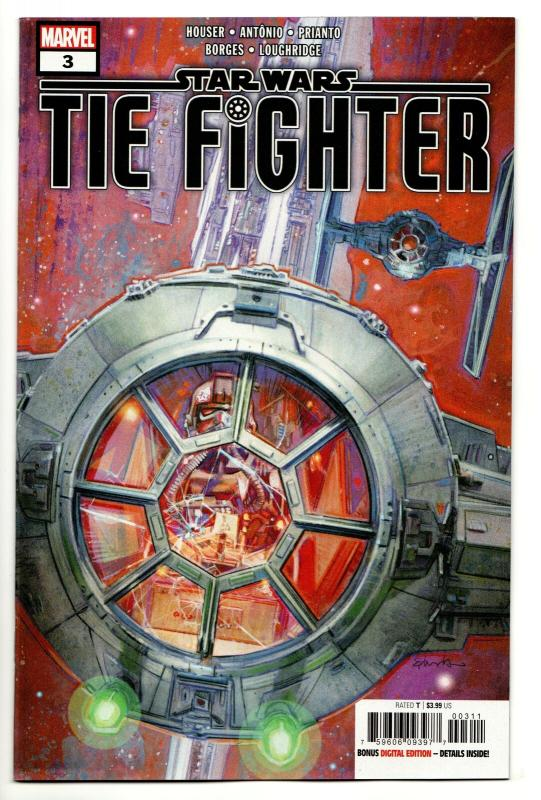 Star Wars Tie Fighter #3 (Marvel, 2019) NM