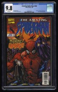 Amazing Spider-Man #436 CGC NM/M 9.8 White Pages