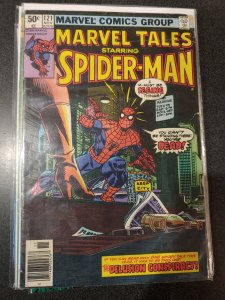 ​Marvel Tales starring Spider-man #121 (Nov 1980, Marvel) Spiderman
