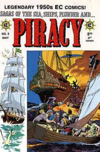 Piracy (RCP) #3 FN; RCP | save on shipping - details inside