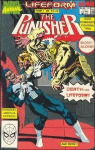 Marvel THE PUNISHER (1987 Series) Annual #3 VF