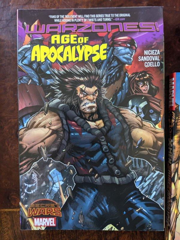 Age of Apocalypse: Warzones #1 (2015)