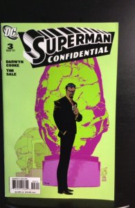 Superman Confidential #3 (2007)