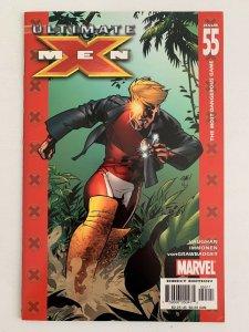 Ultimate X-Men #55 The Most Dangerous Game (2001 Marvel Comics) VF+