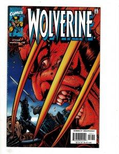 12 Wolverine Marvel Comics 152 153 156 157 158 159 160 161 162 163 164 165 J456
