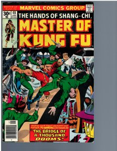 Master of Kung Fu #48 (1977)