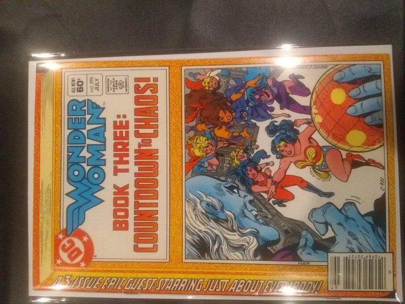 Wonder Woman #293 (1982)