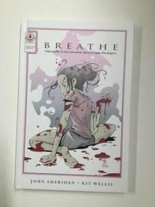 Breathe Collected Edition Tpb Hardcover Hc Near Mint Nm Evil Child Studio