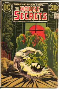 House of Secrets #100-DC-Berni Wrightson-Tom Palmer-Sergio Aragones-horror-VG
