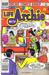 Life with Archie (1958 series) #254, VF- (Stock photo)