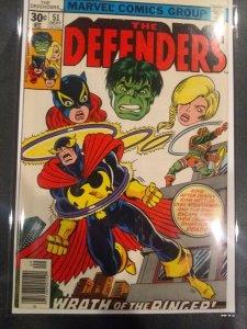 The Defenders #51 NM (1977)