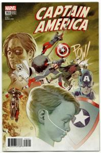 Captain America #703 Connecting Variant (Marvel, 2018) NM
