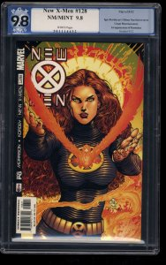 New X-Men #128 PGX NM/M 9.8 1st Fantomex!