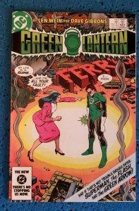 Green Lantern #180 (Sep, 1984) NM 9.4 DC Comics, Demolition Team