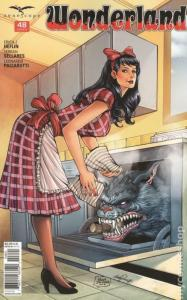 GRIMM FAIRY TALES , WONDERLAND #48 B, VF, Alice, 2016, more GFT in our store