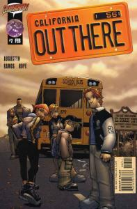 Out There #7 VF/NM; WildStorm | save on shipping - details inside