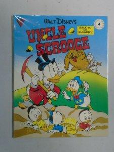 Gladstone Comic Album #4 Uncle Scrooge 6.0 FN (1987 1st Print)