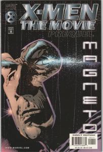 2 X-Men: The Movie Marvel Comic Books Prequel Magneto The Movie Wolverine AH7