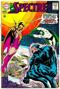 Silver Age THE SPECTRE! #3 (Mar1968) 9.0 VF/NM ★ Neal Adams Cover & Story!