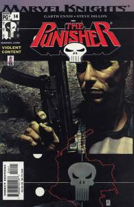 Punisher, The (6th Series) #14 VF/NM; Marvel | save on shipping - details inside