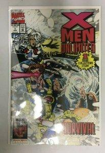 X-Men Unlimited #1 Marvel 1st Series 6.0 FN (1993)