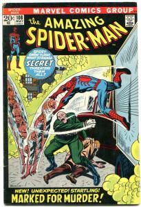 AMAZING SPIDER-MAN #108 1972-MARVEL COMICS SILVER-AGE-very good VG